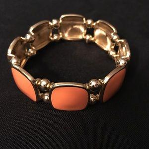 Bracelet - coral